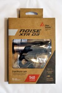 Mactronic Noise XTR 03 - pudełko