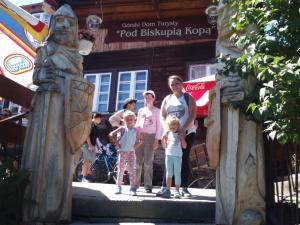 Biskupia Kopa - Dom Turysty