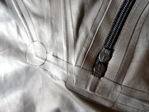 Wewnętrzna strona kurtki