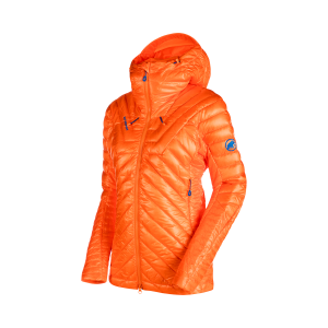 Mammut Eigerjoch Advanced In Hooded Jacket / Women