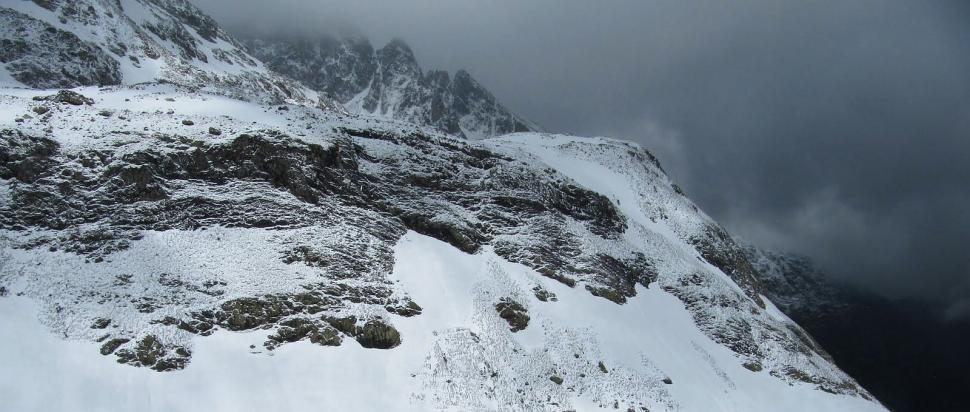 Wyższe piętra doliny Marcadau, Pireneje