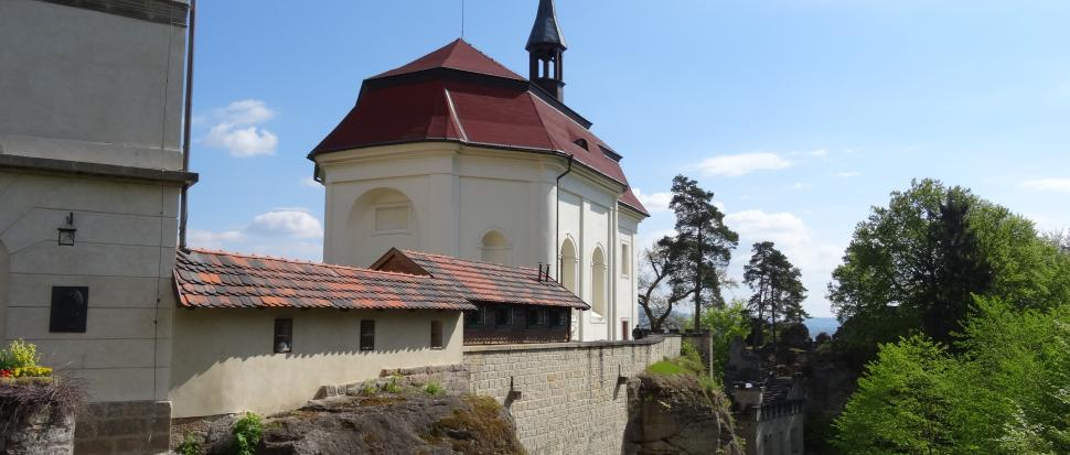 Zamek Valdstein