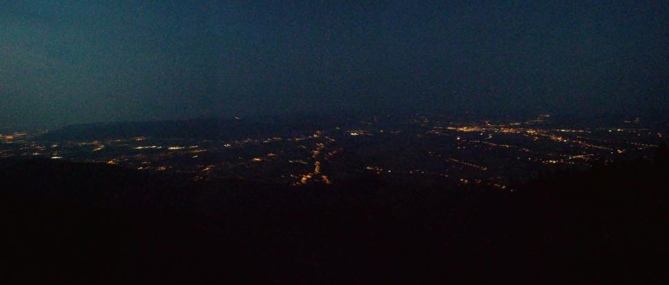 Góry nocą są piękne:)