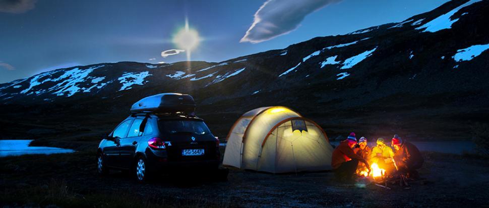 Spanie w Norwegii