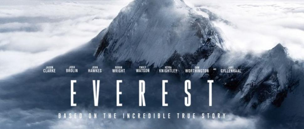 Plakat filmu Everest