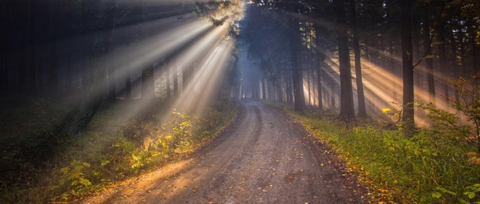 Świetlista droga (Hanušowickie vrchoviny)