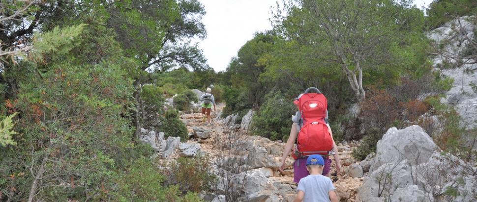 Trekking na Sardynii