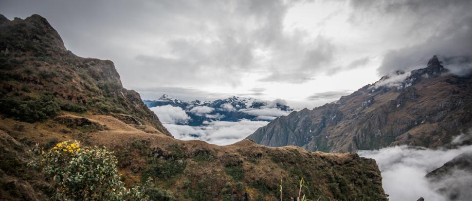 Andy w Peru