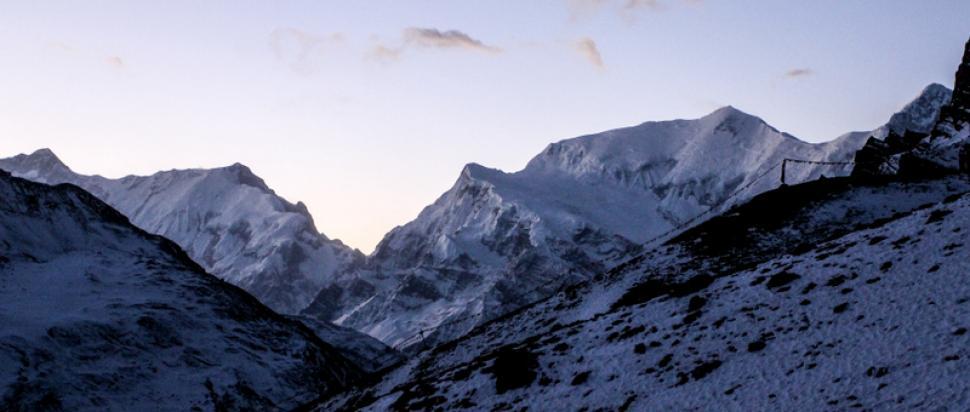Himalajski świt