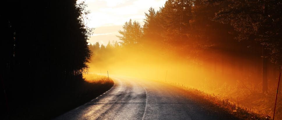 Niekiedy obserwowanie nawierzchni drogi może nam pomóc bardziej niż planowanie odpowiedniego wejścia w zakręt!