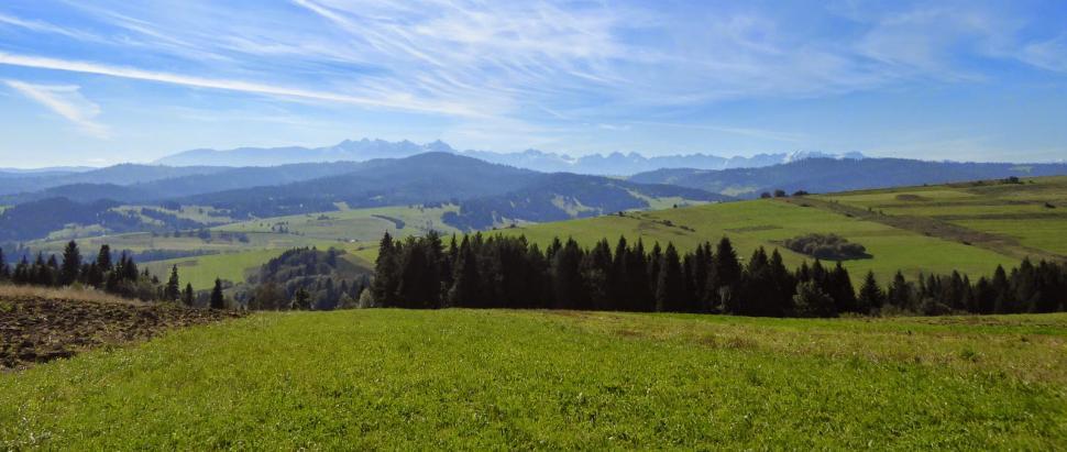 Widok z okolic Grandeusa