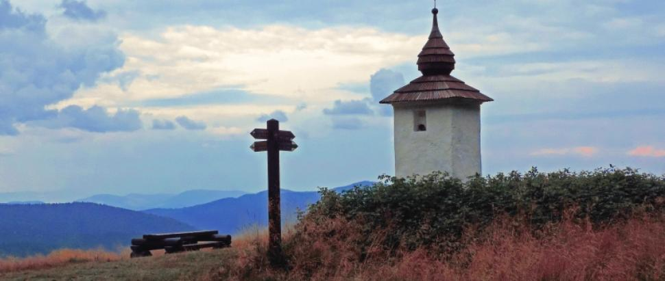 Bulandowa kapliczka