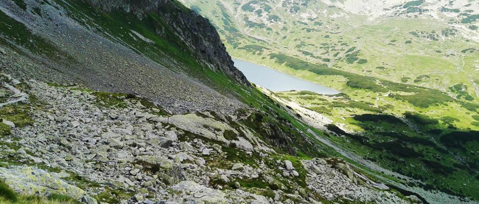 Dolina Pięciu Stawów i Szpiglasowy Wierch