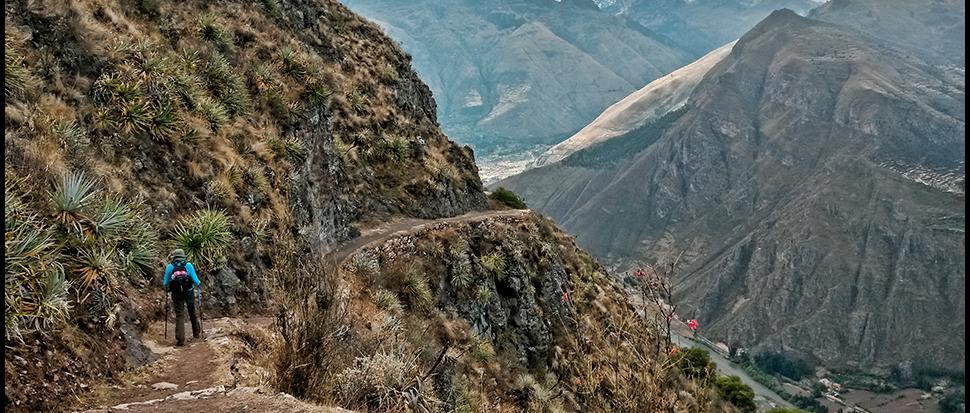 Szlak inkaski z Cuzco do Świętej Doliny Inków