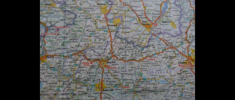 trasa europejska E422