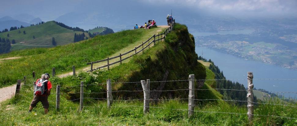 Rigi – królowa Alp z wieńcem kwiatów w koronie
