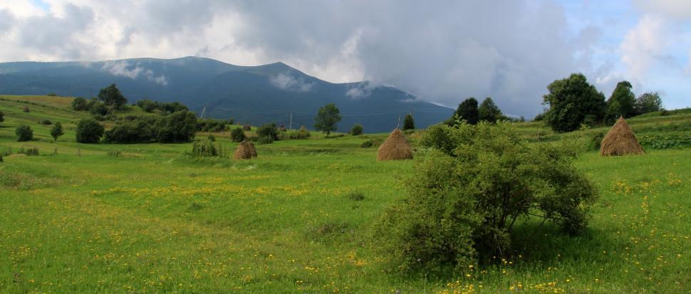 Ostra Hora (1407 m)