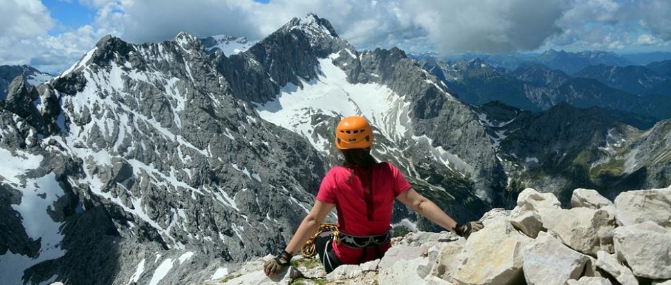 Trawers Alpspitze 2628 m n.p.m
