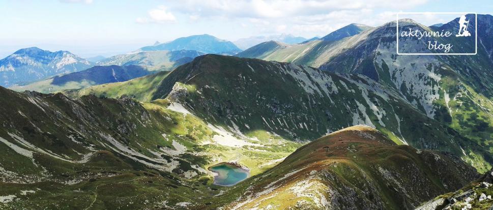 Tatry Zachodnie Tour. Dzień 1 - Wołowiec i Roháče