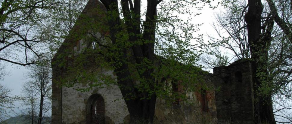 Cerkiew w Krywem
