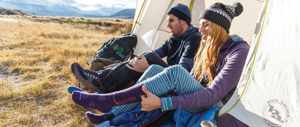 Skarpety SmartWool Outdoor Light Crew