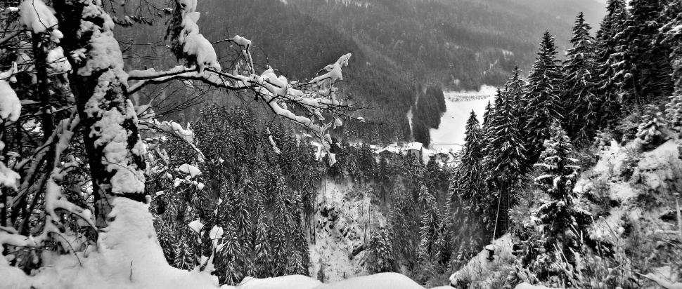 Ze szlaku z Mayrhofen do Brandberg 2