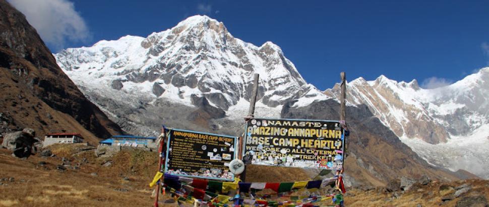 Annapurna Base Camp (4130 m)