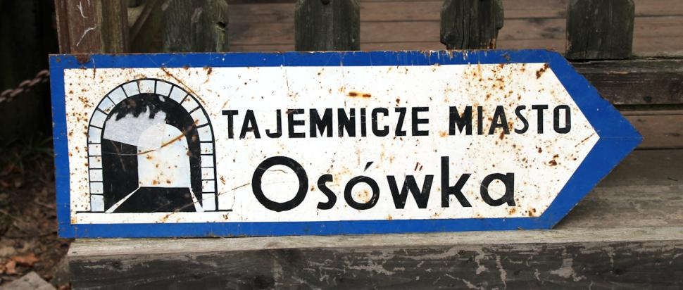 Tajemnicze Miasto Osówka