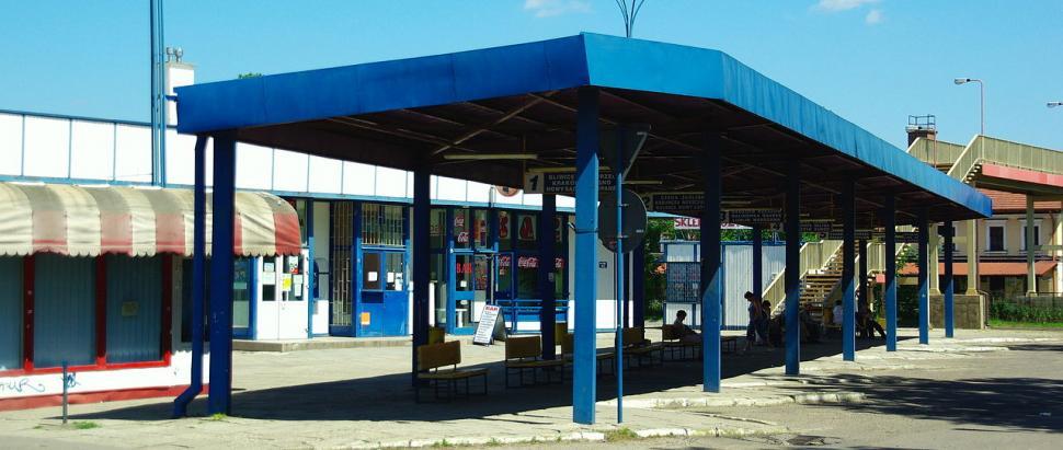 Dworzec PKS Sanok