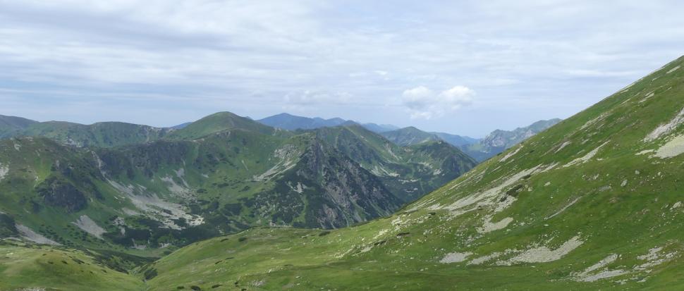 Tichá dolina (Gładka Przełęcz)