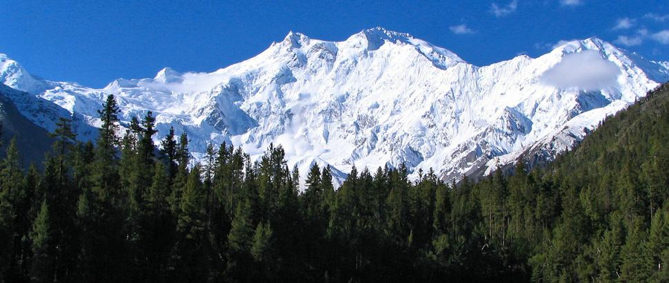Nanga Parbat, Fairy Meadow, Pakistan