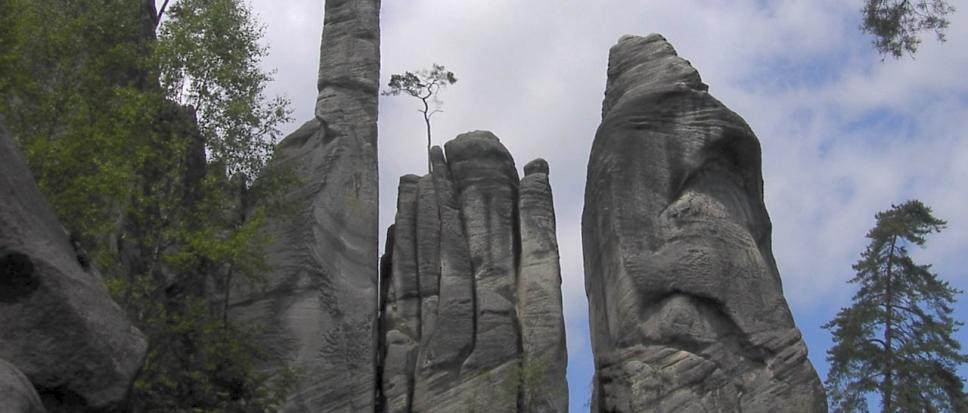 Adrspasske skalni mesto