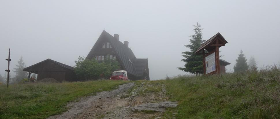 Szlak Bacówka Na Rycerzowej - Muńcuł