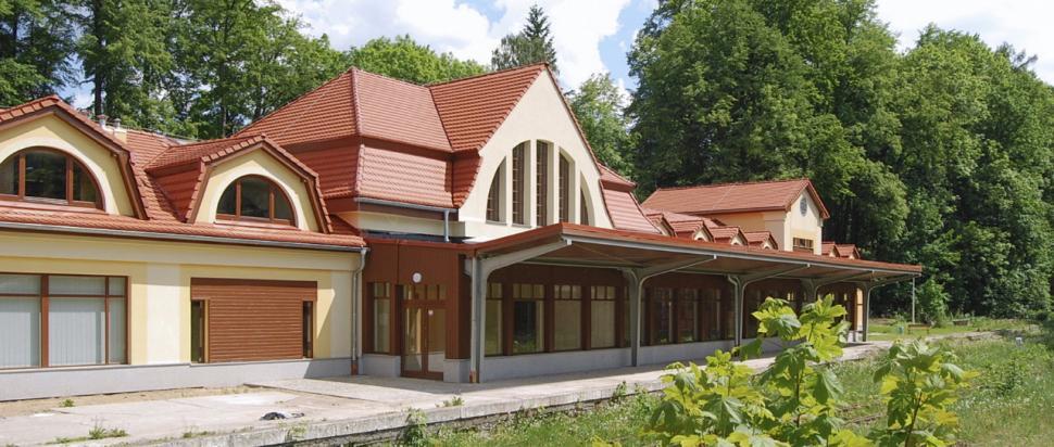 Dworzec kolejowy w Karpaczu